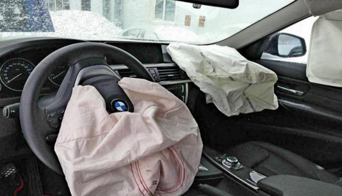 İşlənmiş avtomobillərdə hava yastıqları problemi
