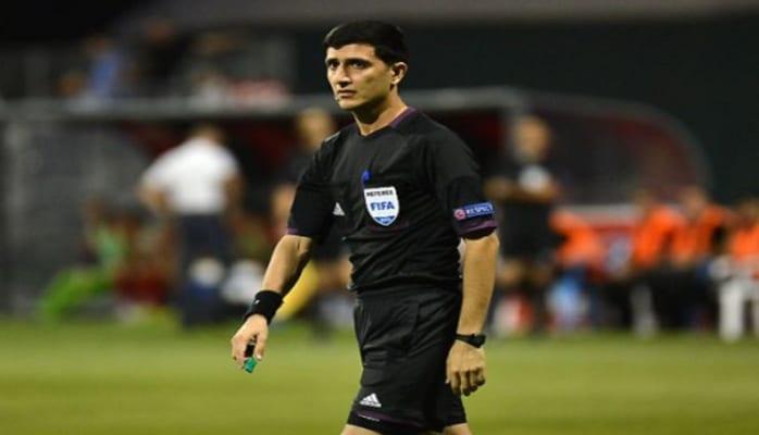 Azərbaycanın FIFA referilərinin sayı azalıb - Siyahı