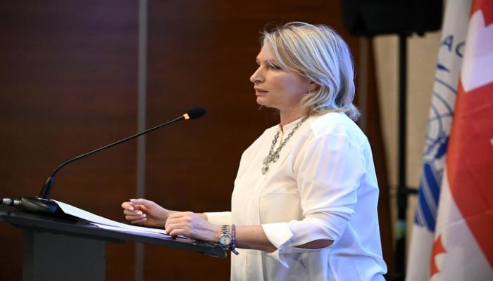 """Natia Turnava: """"Azərbaycan Gürcüstanın strateji qaz tədarükçüsü olaraq qalır"""""""