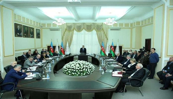 Состоялось очередное заседание президиума