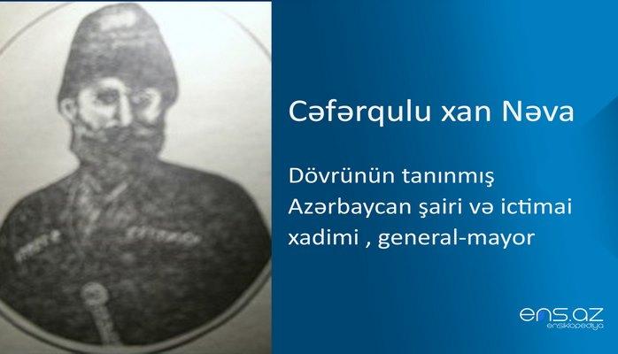 Cəfərqulu xan Nəva