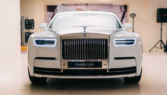 Bakıda Rolls-Royce PHANTOM Tranquillity avtomobili təqdim edilib