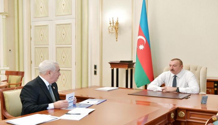 Prezident İlham Əliyev: Bu gün Azərbaycan etibarlı tranzit ölkə kimi öz xidmətlərini göstərir