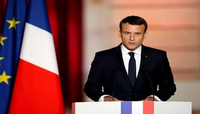 Fransa prezidenti Dağlıq Qarabağ münaqişəsindən danışdı
