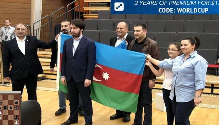 Azerbaycanlı Teymur Recebov dünya şampiyonu oldu