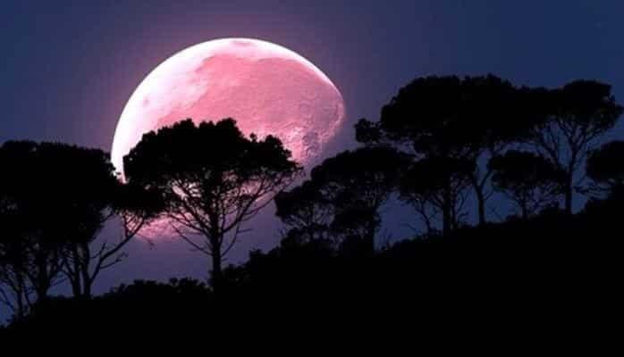Saatler Sonra 'Çilek Ay' İsimli Göz Kamaştıran Bir Doğa Olayı Gerçekleşecek