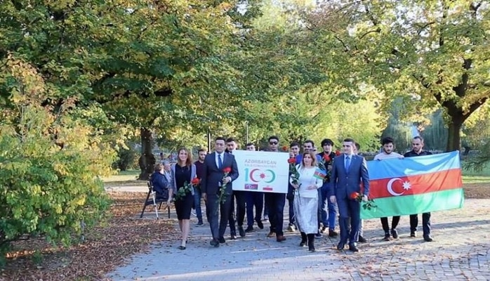 В Польше прошел форум, посвященный 100-летию Азербайджанской Демократической Республики