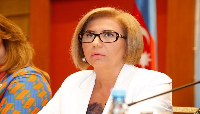 Бахар Мурадова опровергла утверждения о нерассмотрении документов из Милли Меджлиса