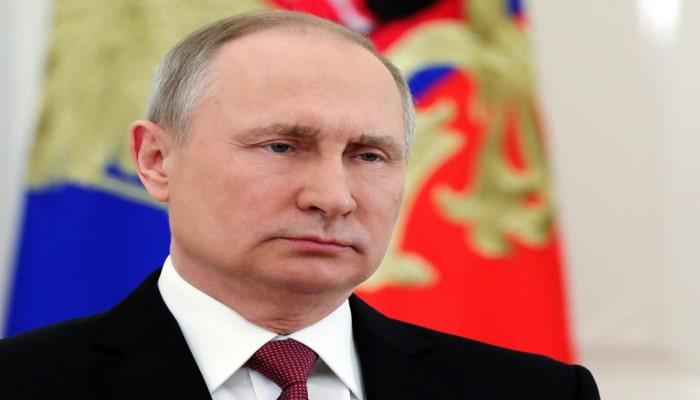 Putin təyyarə qəzasında ölənlərin yaxınlarına başsağlığı verdi
