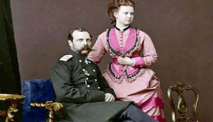 Секрет императора: История любви Александра II