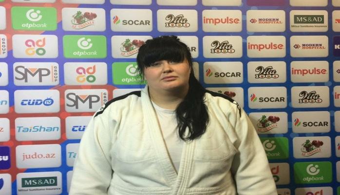 'Masters-2019': Азербайджанская дзюдоистка вышла в финал