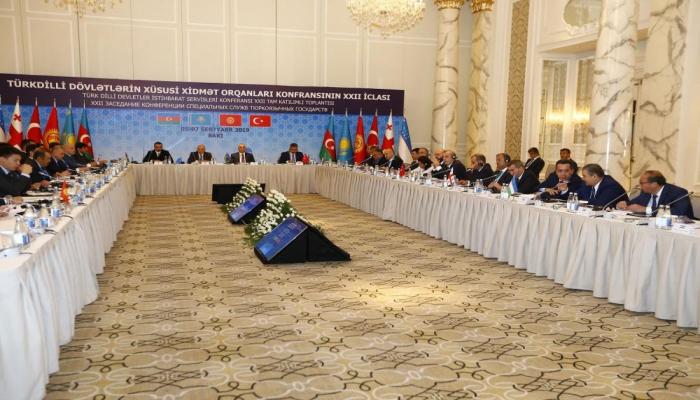 Конференция органов спецслужб в Баку имеет важное значение с точки зрения предотвращения угроз на глобальном уровне - Арзу Нагиев