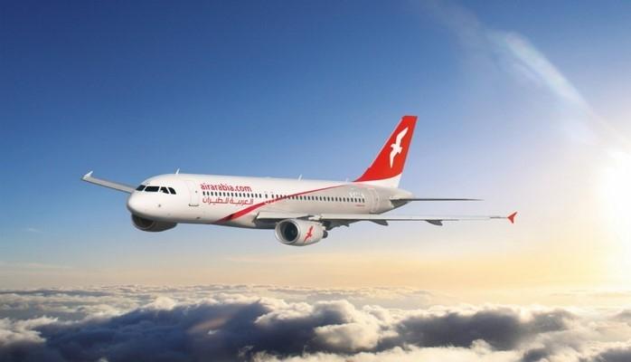 """""""Air Arabia"""" Şarcədən İzmirə uçuşlara başlayıb"""