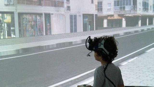 Uşaqlar virtual reallıqda