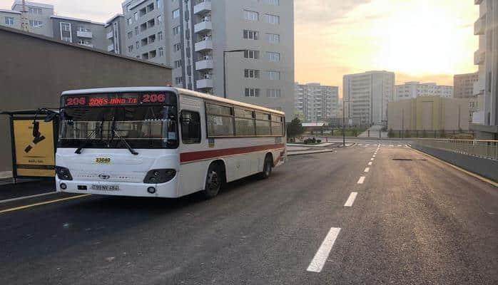 Yasamal Yaşayış Kompleksinə 2 xətt üzrə avtobusların hərəkəti təmin edilib