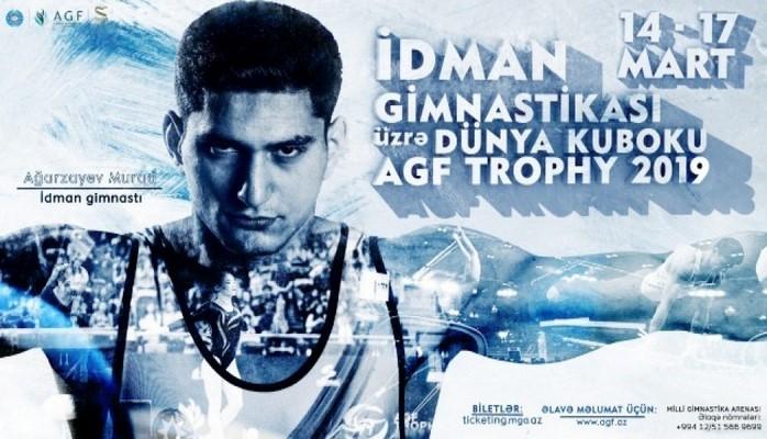 Sabah Bakıda idman gimnastikası üzrə FIG dünya kuboku yarışlarına start veriləcək