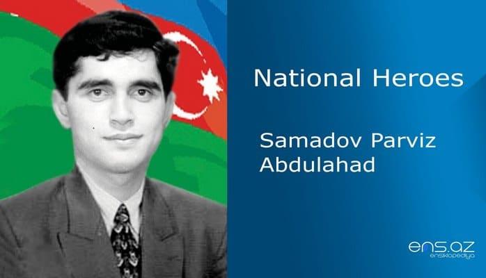 Samadov Parviz Abdulahad