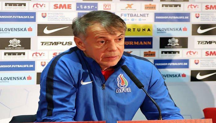 Главных тренеров сборных Азербайджана по футболу могут отправить в отставку