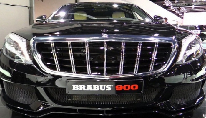 """900 at gücünə malik """"Mercedes-Maybach"""""""