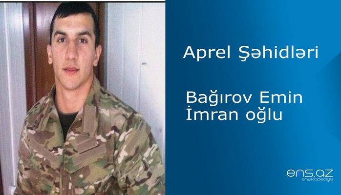 Emin Bağırov İmran oğlu