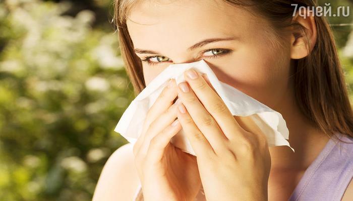 Ученые нашли способ облегчить аллергию на 25%