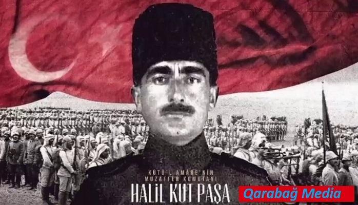 13 min ingilis əsgərini və beş generalını əsir alan Osmanlı Paşası