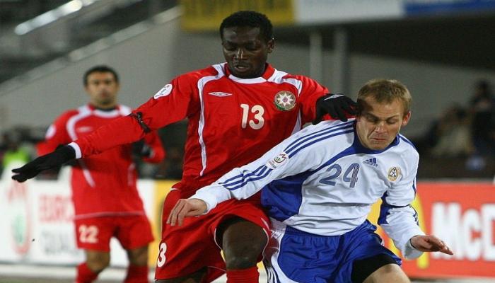 Нигерийский футболист приедет в Азербайджан за новым паспортом