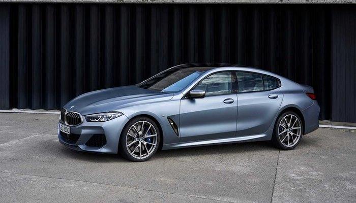 BMW рассекретила новое Gran Coupe