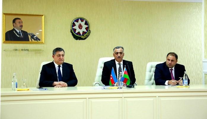 Azərbaycan Ağır Atletika Federasiyasında 2018-ci ilin hesabat iclası keçirilib