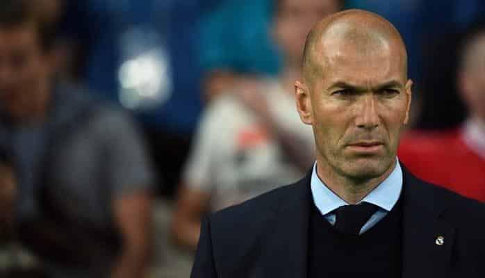 Зидан может стать новым главным тренером Баварии