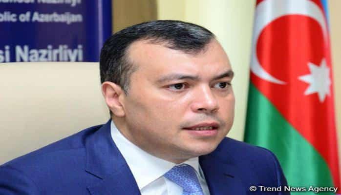 Nazir: Azərbaycanda qida təhlükəsizliyinin təmin olunması ixracın genişlənməsinə təkan verəcək
