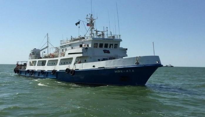 Yeddi ayda dəniz limanlarında 5,7 milyon ton yükləmə-boşaltma həyata keçirilib
