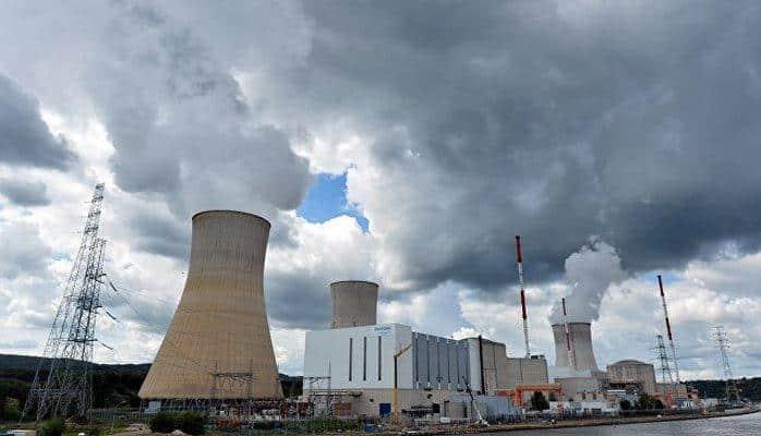 В Бельгии остановили пять из семи реакторов АЭС