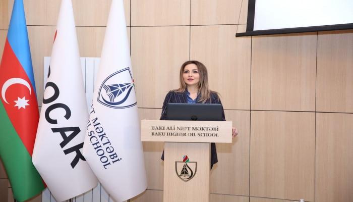 В Бакинской Высшей Школе Нефти прошли дискуссии на тему «Женщины и инженерия»