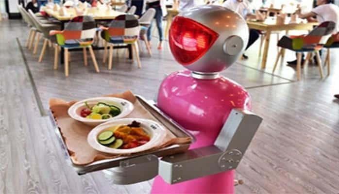 Bu ölkədə açılacaq kafedə müştərilərə robotlar xidmət edəcək