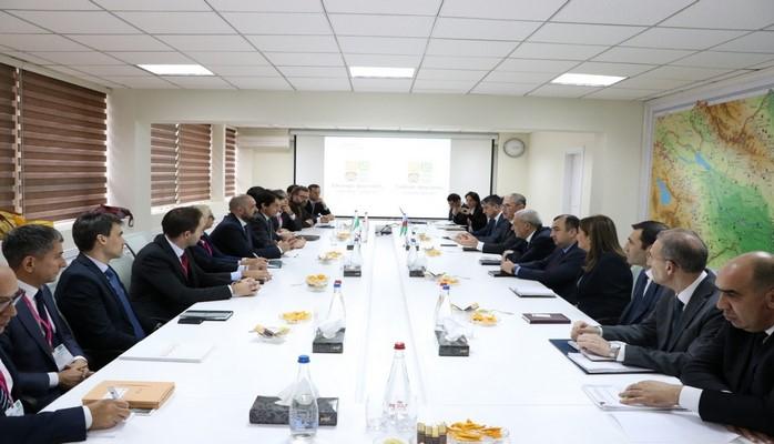 В МЭПР прошла встреча с представителями итальянских компаний