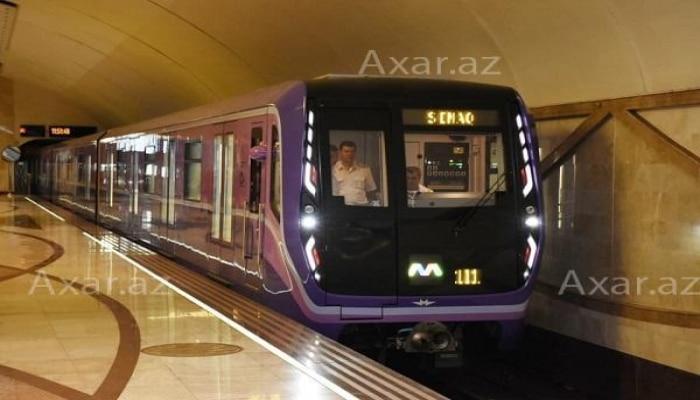 Бакинское метро будет продезинфицировано