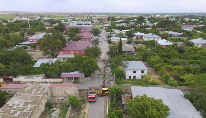 'Азерсу': В Горадизе будут построены 2 водохранилища