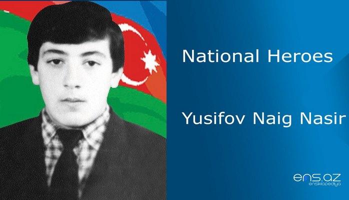 Yusifov Naig Nasir