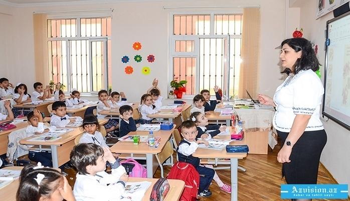 564 müəllim işə qəbul olunub