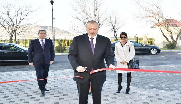Президент: В Азербайджане не останется города, где не будет современного медицинского центра