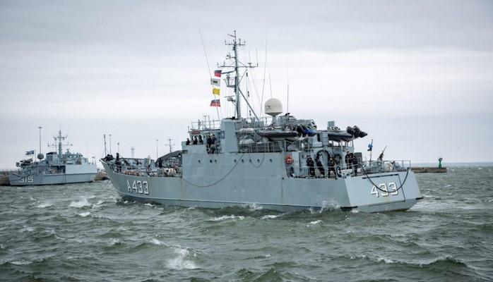 Около 200 морских пехотинцев будут участвовать в совместных учениях Эстонии и Финляндии