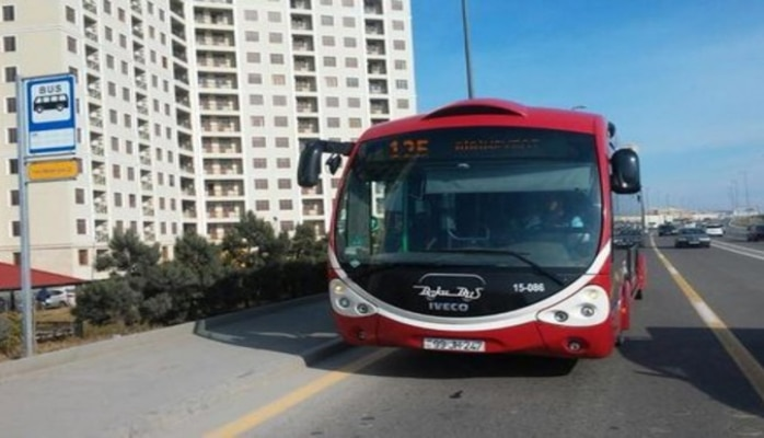 В Азербайджане обновляют автобусные парки