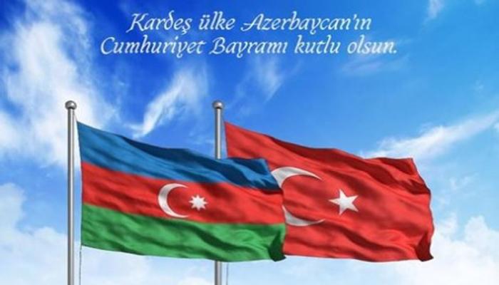 """""""Qalatasaray"""" Azərbaycanı təbrik edib"""