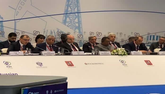 Пярвиз Шахбазов: До 2030 года в стране общий объем уровня возобновляемых источников достигнет 30 процентов