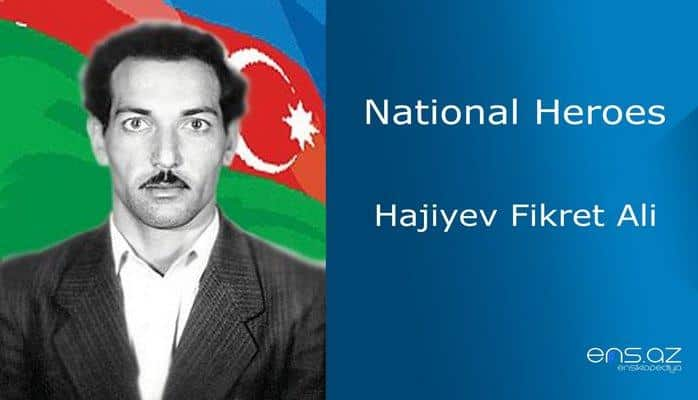 Hajiyev Fikret Ali