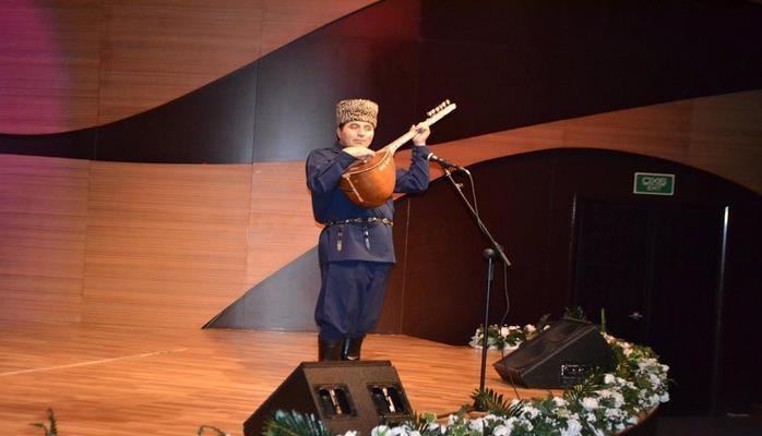 Аслан шах и Ибрагим – вечер дастана в Баку