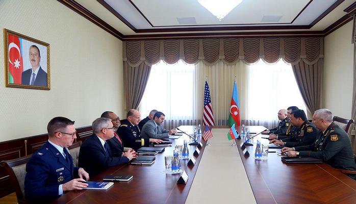 Азербайджанские миротворцы образцово служат в миссии в Афганистане - генерал США