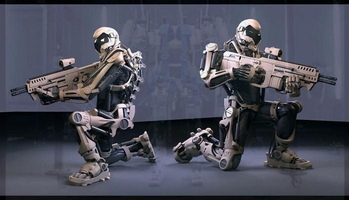 Avropada hərbi robotlar yaradılacaq