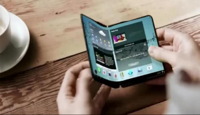 Samsung'dan 1 Milyon Katlanabilir Telefon Geliyor!